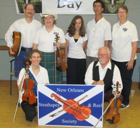 New Orleans Strathspey and Reel Society.