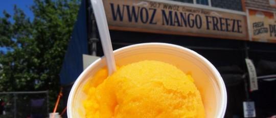 Mango Freeze