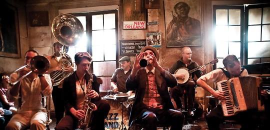 Panorama Jazz Band at Preservation Hall