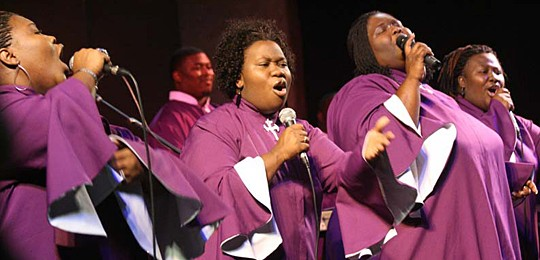 The Selvy Singers