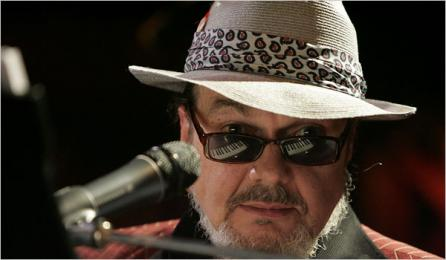 Dr. John at the Ponderosa Stomp