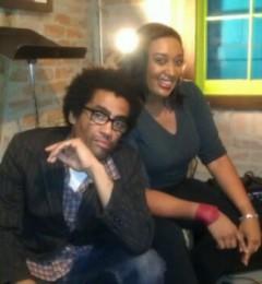 TSE Melanated Writers Collective DJ Soul Sister Thomas Sayers Ellis