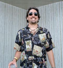 David Kunian at Chazfest, 2007