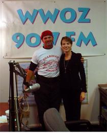 WWOZ Show Host Robyn L. Loda