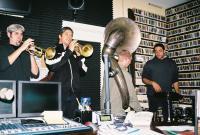 Ian Smith, Mike Kobrin, Joe Maize and Josh Marotta.