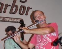 Carlos Malta gets inspired on the flute