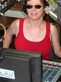 WWOZ Show Host Olivia Greene
