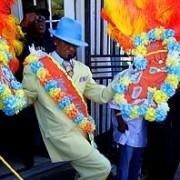 Photo of Men of Class 2008 parade