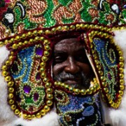 Tyrone Casby Sr, Big Chief of the Mohawk Hunters