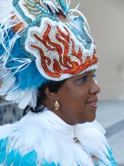 Special live performance by the Mardi Gras Indian Hall of Fame Allstars