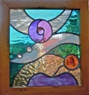 Could Nine; Stained Glass
