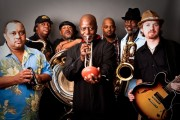 Dirty Dozen Brass Band. Photo provided by Beats of the Street.