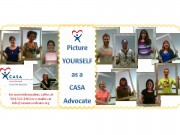 Picture Yourself as an Advocate!