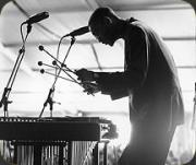 Vibraphonist Jason Marsalis