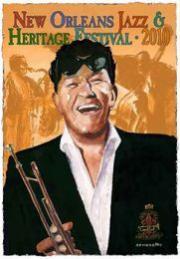 Jazz Fest 2010 Poster