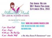 2nd Annual Million Milf March