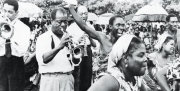 Louis Armstrong in Africa