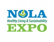 NOLA Healthy Living & Sustainability Expo logo