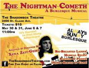 It's Always Sunny in Burlesque The Nightman Cometh by Xena Zeit-Geist