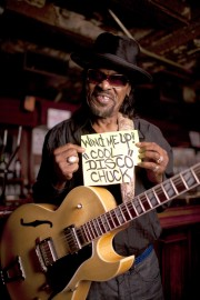"The Godfather of Go-Go Chuck Brown in 'The Legend of Cool ""Disco"" Dan'"