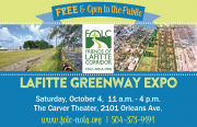 Lafitte Greenway Expo