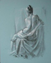 Figure Drawing at Forstall Art Supplies
