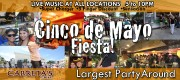 Cinco de Mayo Celebration at Carreta's Grill