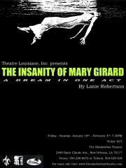 INSANITY OF MARY GIRARD Official Poster