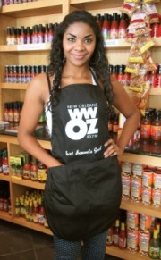 Come see our new WWOZ That Sounds Good! Apron