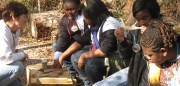 Our programs also immerse children in a safe and natural environment where they