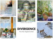 DIVERGENCE: Five New England Artists