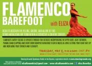 Barefoot Flamenco with Eliza