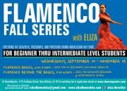 Flamenco Fall Series with Eliza