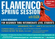 Flamenco Spring Session with Eliza