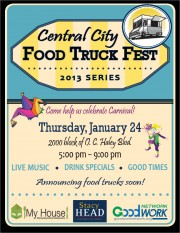 Central City Food Truck Festival
