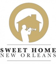 Sweet Home New Orleans logo