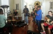 Africa Brass Roots of Jazz Master Class