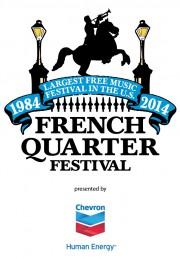 French Quarter Festival 2014