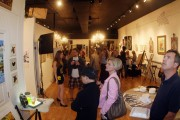 Spring for Art Gallery Openings