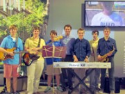 Newman School Jazz Band