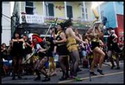 Mid Summer Mardi Gras