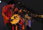 Red Baraat. Photo by Catherine King.