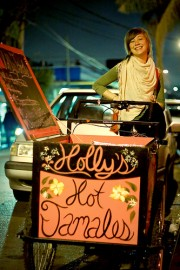 Holly Tamale. Photo by Ryan Myers.