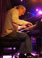 Joe Krown at Piano Night 2013. Photo by Bill Sasser.