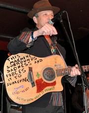 Photo of Paul Sanchez by David Stafford.
