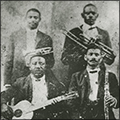 Buddy Bolden & band
