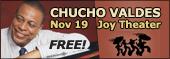 Chucho Valdes Show