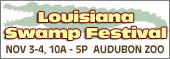 Louisiana Swamp Festival