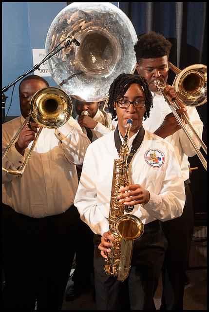 Miller McCoy Brass Band