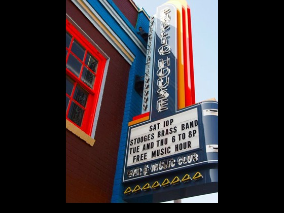 PubliQ House on Freret. Photo by Melanie Merz.